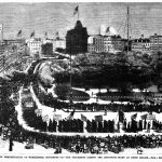 First labor Day Parade, 1882