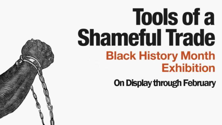 Tools of a Shameful Trade