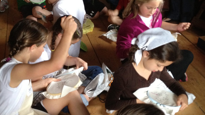 Make Your Own History Camp for Kids